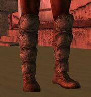 Plated Longboots