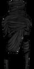 Black Rag Shirt