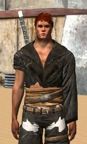 Drifters Leather Jacket