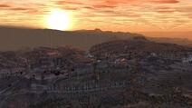 Cult Village Slave Traders Sunset