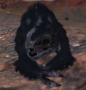 Black Gorillo