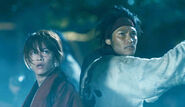 Kenshin and sano saw