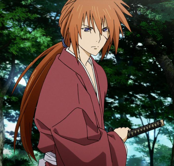 Kenshin himura sword style