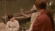 Megumi and kenhsin love