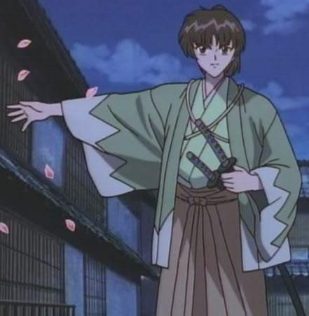 Bakumatsu Shinsengumi Soji Okita