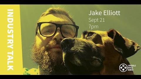 Industry Talk Jake Elliott co-creator of Kentucky Route Zero