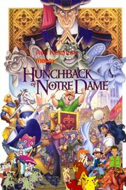 Ash Ketchum Meets The Hunchback of Notre Dame