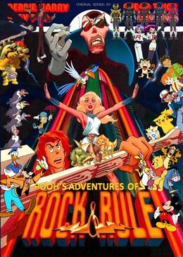 Pooh's Adventures of Rock and Rule