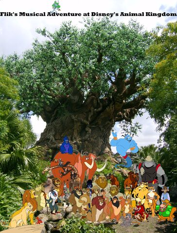 File:Benny, Leo and Johnny's Adventures of Flik's Musical Adventure at Disney's Animal Kingdom.jpg