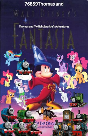 Thomas And Twilight Sparkle S Adventures Of Fantasia Kerasotes Wiki Fandom