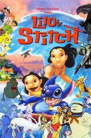 Winnie the Pooh Meets Lilo & Stitch