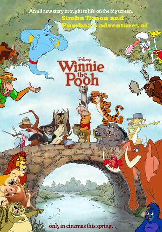 File:Simba, Timon, and Pumbaa's adventures of Winnie the Pooh.jpg