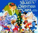 Yogi Bear's Adventures of Mickey's Christmas Carol