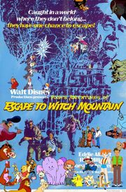 Pooh's Adventures of Escape to Witch Mountain