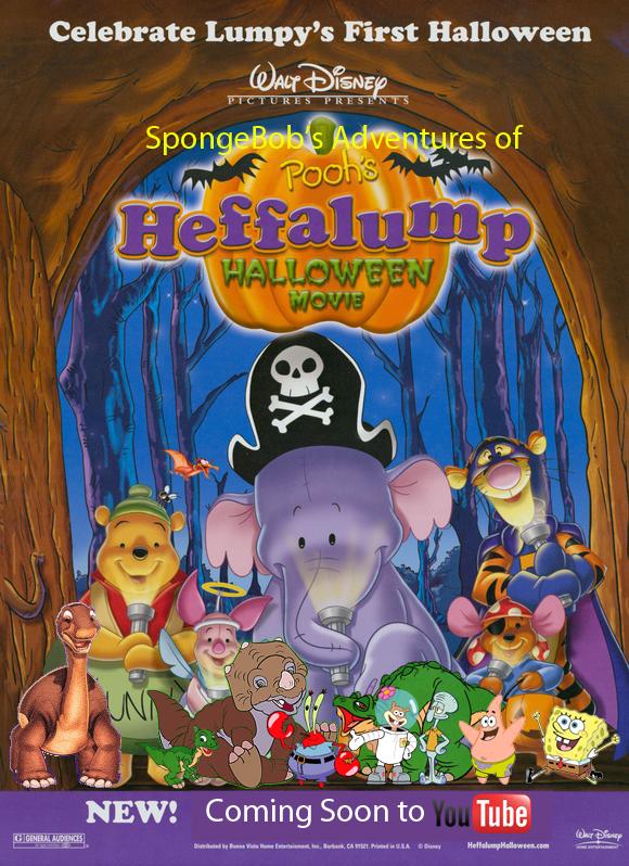 SpongeBob\'s Adventures of Pooh\'s Heffalump Halloween Movie ...