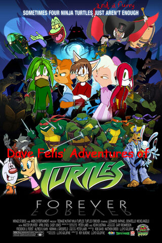 File:Dave Felis' Adventures of Turtles Forever.jpg