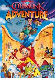 Danny and the Chipmunk Adventure