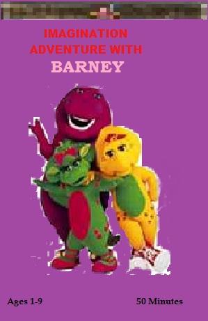 Imagination Adventure With Barney Kerasotes Wiki Fandom Powered