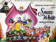 Thomas and Twilight Sparkle meets Snow White and the Seven Dwarfs