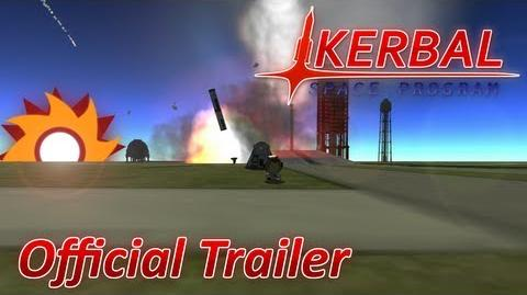 Kerbal Space Program Steam Launch Trailer (OFFICIAL)