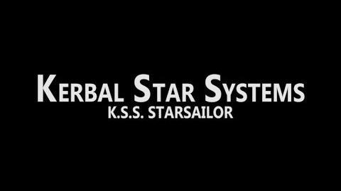 Kerbal Star Systems 0.8 KSS StarSailor