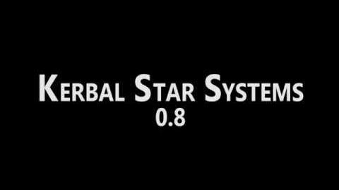 Kerbal Star Systems 0.8 Teaser 1