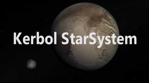 Kerbol StarSystem 0.7 Teaser 2- New Horizons
