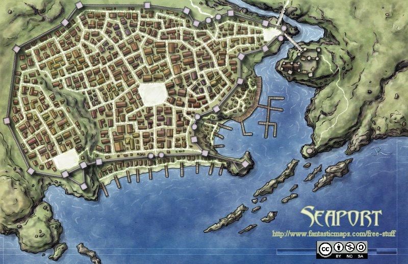 Seaport Keren DD World Wiki FANDOM powered by Wikia