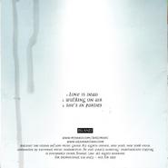 Booklet - back - Kerli EP