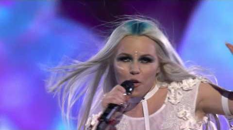 Kerli - Spirit Animal (Live at Eesti Laul 2017 Final)