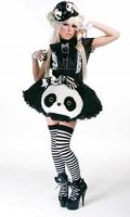 Panda bear dress