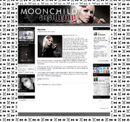 MoonChild academy website