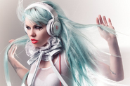 Kerli Beats By Dr. Dre by Brian Ziff 3