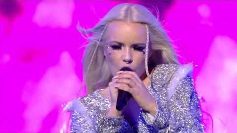 Kerli - Spirit Animal (Live at Eesti Laul 2017)