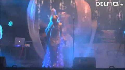 Kerli - Blue Skies Ahead (Live at Monster Music Festival)