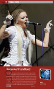 Kerli Playboy article