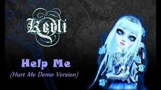 Kerli - Help Me (Hurt Me Demo Version)