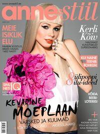 Anne & Stiil Kerli cover