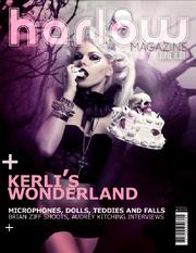 Harlow Magazine cover