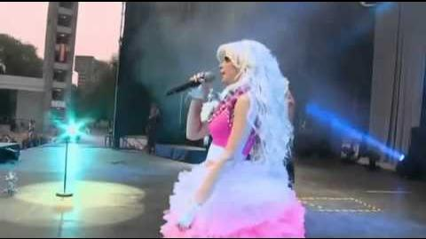 Kerli - Yes I Can (Live at Õllesummer)