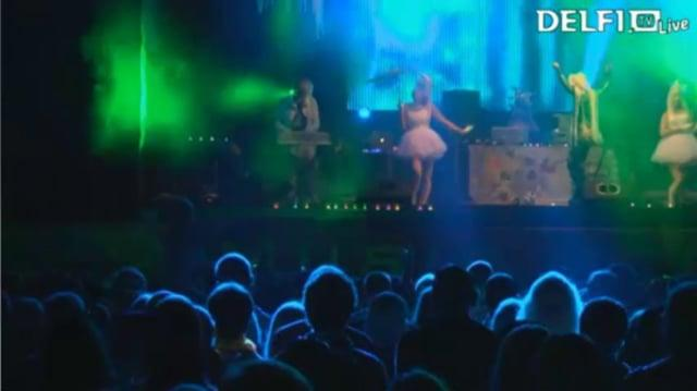 Kerli - Live at Monster Music Festival 2013 (Part 2)