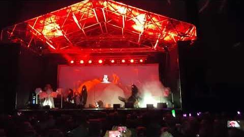Kerli - Diamond Hard (Live at Kuressaare Merepäevad 2017)