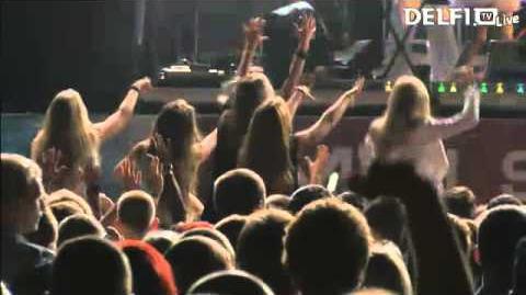 Kerli - Chemical (Vespertine Remix) (Live at Monster Music Festival 2013)