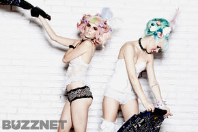 Kerli and Audrey Kitching 5