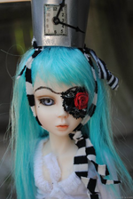 Goodreau Tea Party dolls (12)
