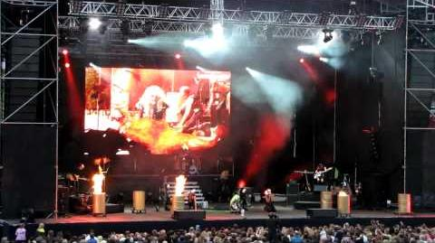 Kerli - Love Is Dead (Live at Õllesummer)