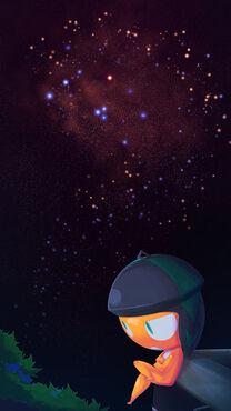 Midnight contemplation by kum0m0-d4s2kpv