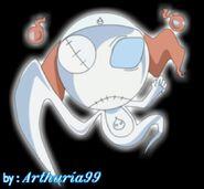 Ghost Dokuku by Arthuria99