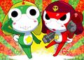 Keroro giroro babys by mayshadow.png
