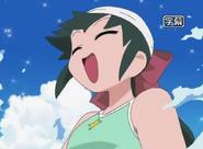 Koyuki is by far the cutest in her swimsuit